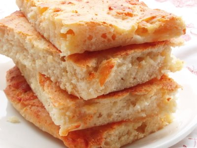 Focaccia Col Formaggio